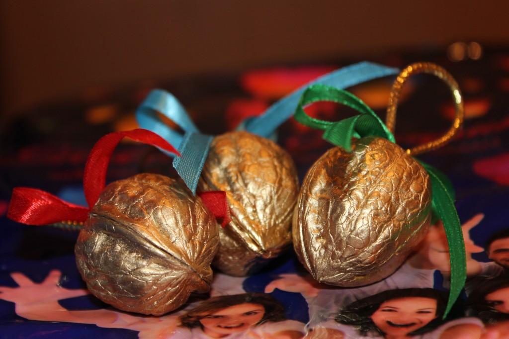 Орехи судьбы - Грецкие орешки с предсказанием