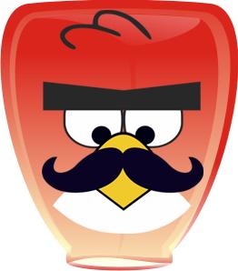 Angry Birds Красный